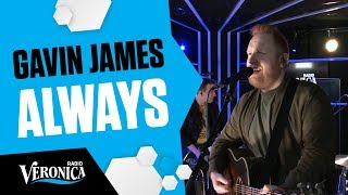 Baixar Gavin James speelt single Always // Live bij Giel