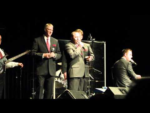 Jerrry Martin of Kingdom Heirs sings Look For Me at Jesus' Feet