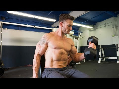 My 3-Step Bicep Workout For Building Bigger Arms (Time Under Tension Training)