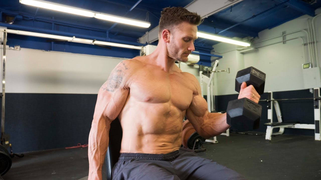 10 quick steps to build bigger biceps