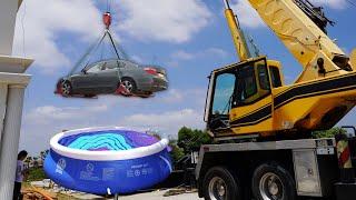 HYDRO DIPPING a CAR! 🚗🚙 tik tok