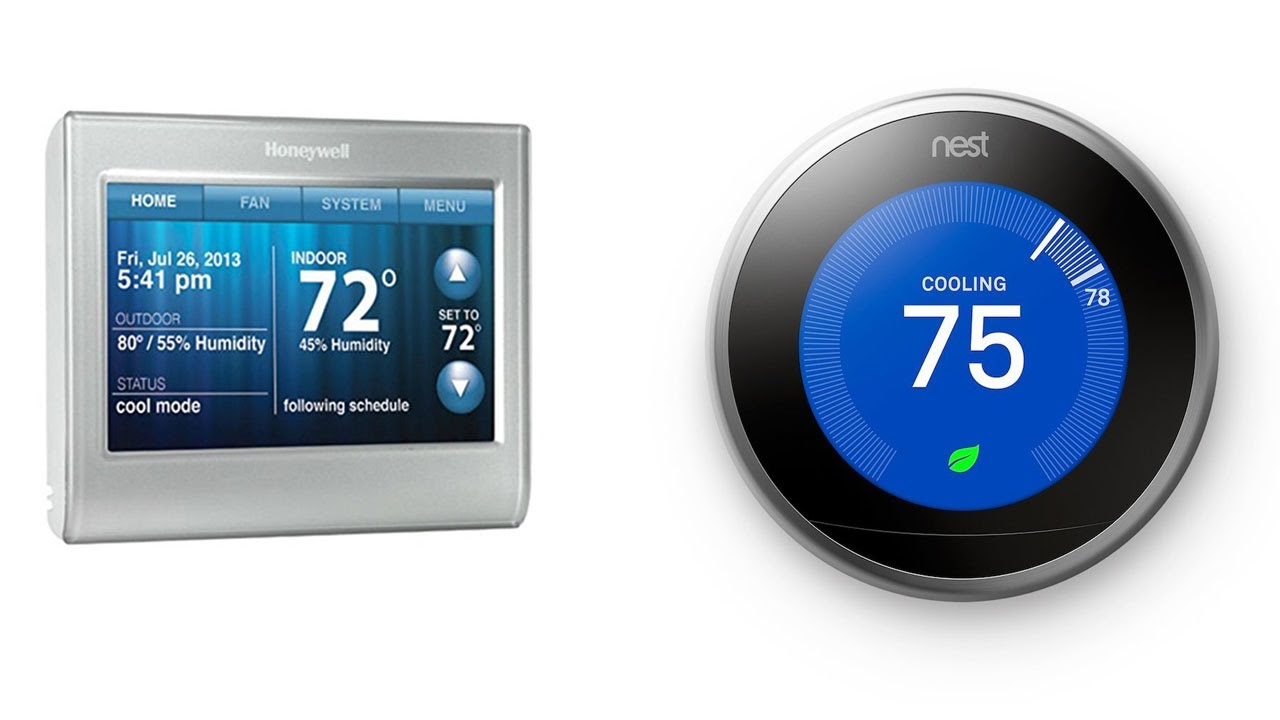 Top 5 Best Thermostats Reviews 2016  Best Programmable Thermostat