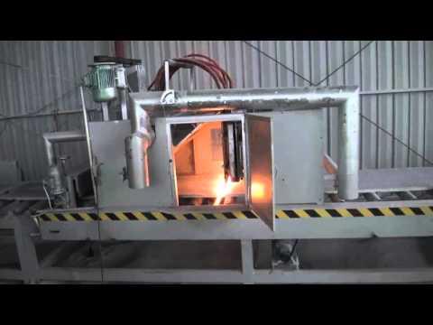QHS-14Q850 Granite Automatic Flaming Machine