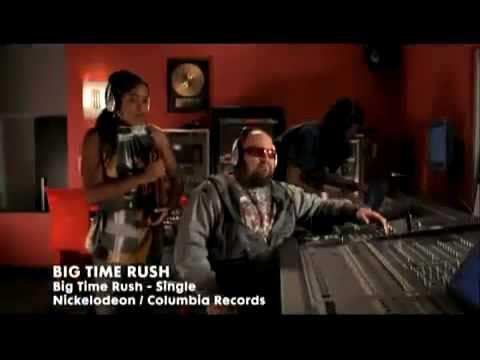 big time rush theme song music video