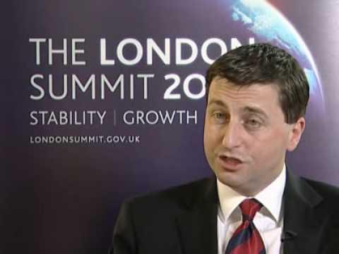 Douglas Alexander on Gordon Brown