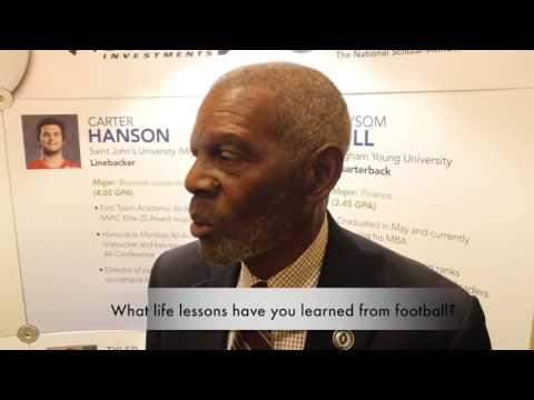 Football Helped Marlin Briscoe Through Tough Times