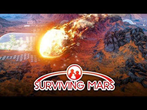 METEOR STRIKES! - Surviving Mars #4