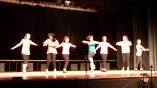 Crush-Glee Cast Dance