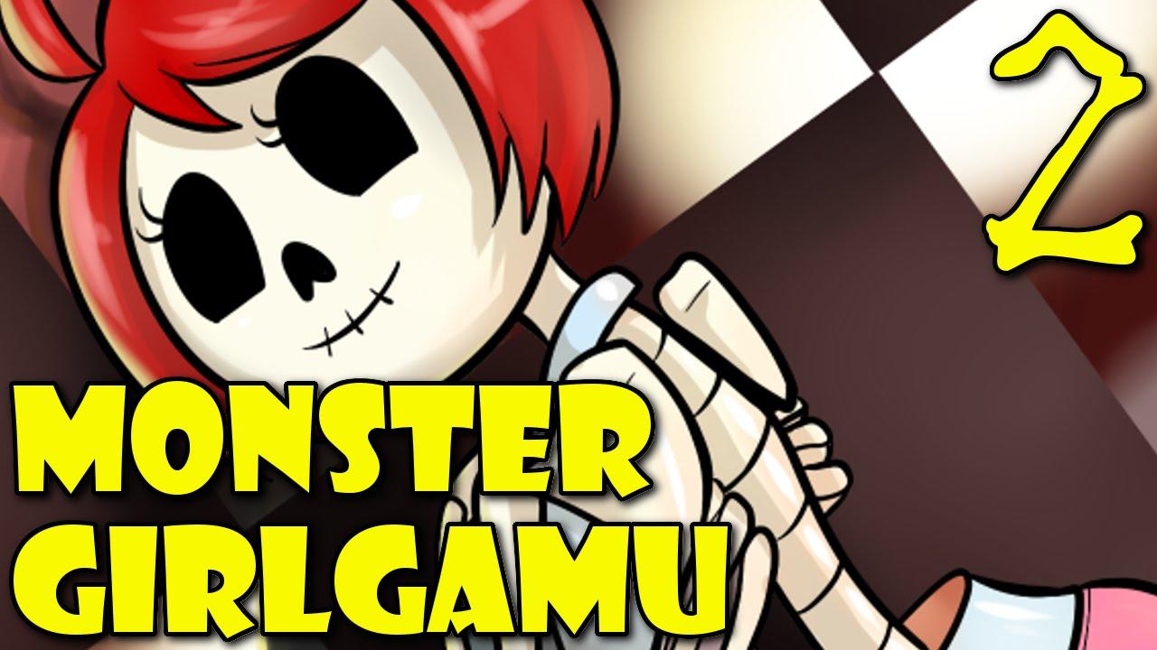 Monster girl gamu