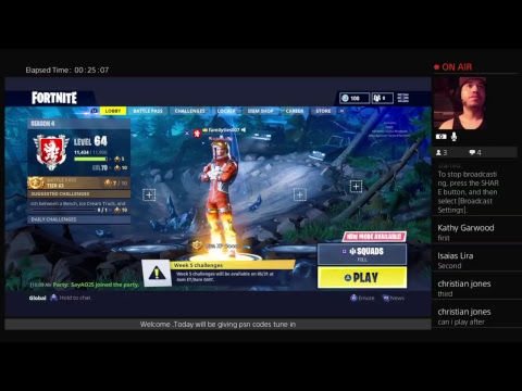 ROCKET DISSAPEARS IN LIVE STREAM FORTNITE