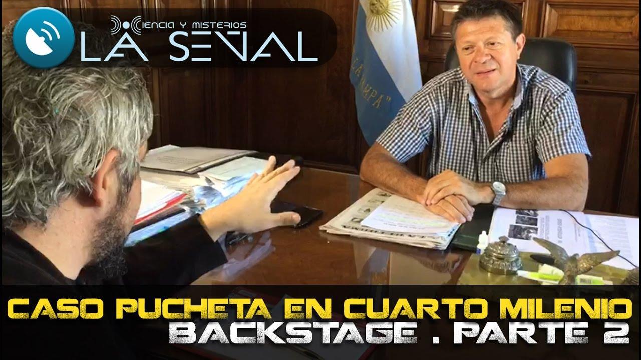 La Señal | Backstage caso Pucheta para Cuarto Milenio [2] - YouTube