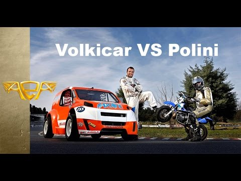 Volkicar, Polini Minimotard'a Karşı