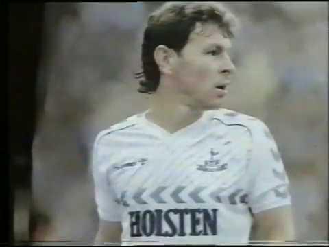 Tottenham Hotspur Season Review 1986/87 (Part 1)