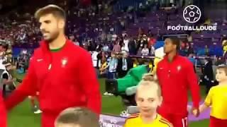 Cristiano ronaldo vs netherlands away skills and goals