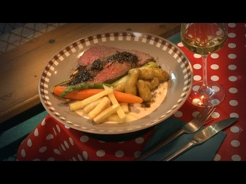 Recette : rôti de bœuf aux petits légumes - Météo à la carte
