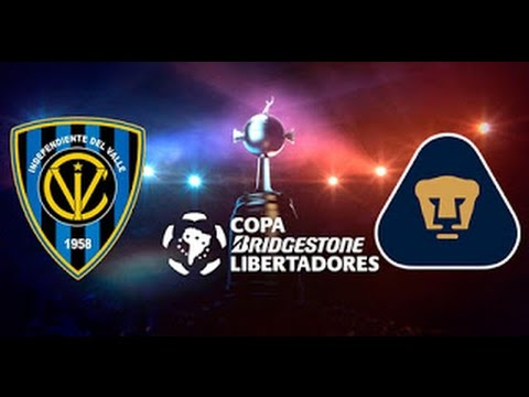 Melhores Momentos De Independiente del Valle 2 X 1 Pumas - Libertadores 2016