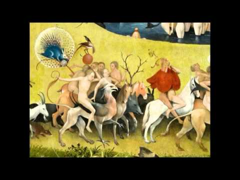 The garden of earthly delights hieronymus bosch el for Bosco el jardin de las delicias