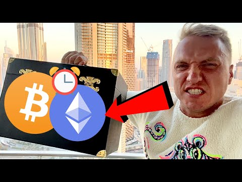 THE LAST MINUTES ARE TICKING FOR BITCOIN \u0026 ETHEREUM RIGHT NOW!!!!!!!!!!!!