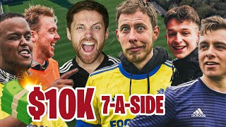 $10,000 7-A-SIDE TOURNAMENT feat Chunkz, ChrisMD, Calfreezy, Manny & more! - EP1