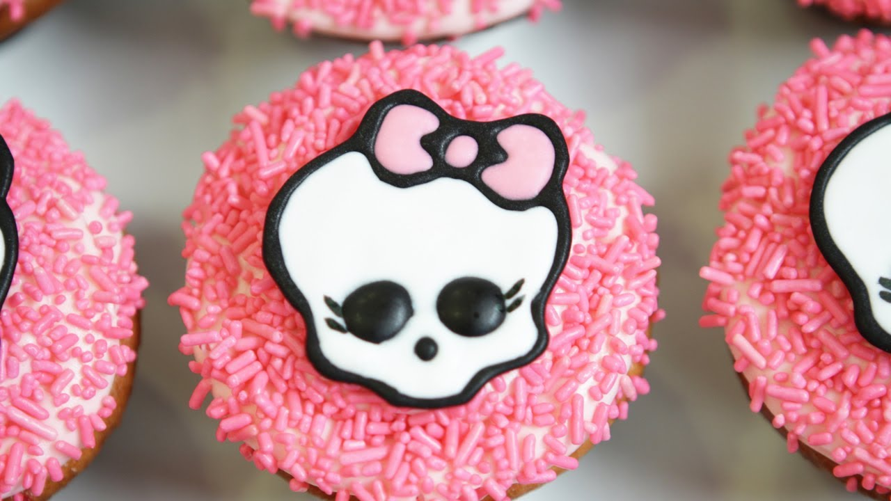 Monster High Cupcake Cake Walmart
