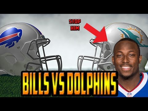 DOLPHINS KEYS TO VICTORY IN BUFFALO!! DOLPHINS VS BILLS PREVIEW AND PREDICTIONS!