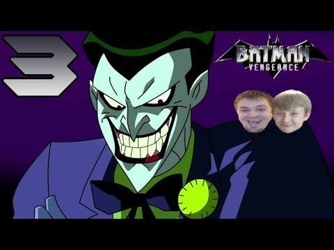Batman Vengeance Part 3 Batman Vs Joker Youtube