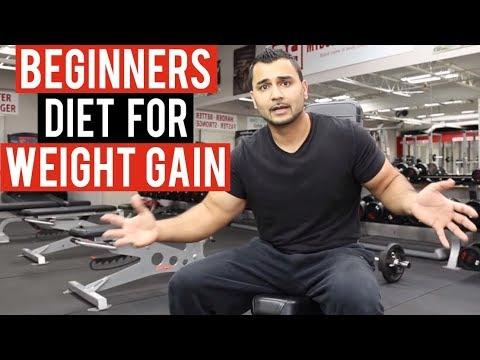 DIET tips: Beginners DIET for WEIGHT GAIN!  Part 4 of 25 (Hindi / Punjabi)