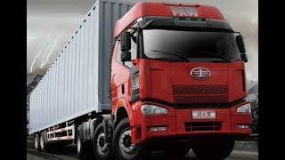 Китайские грузовики FAW серии J6