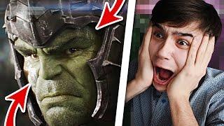 THOR 3: RAGNAROK Teaser Trailer Reaction