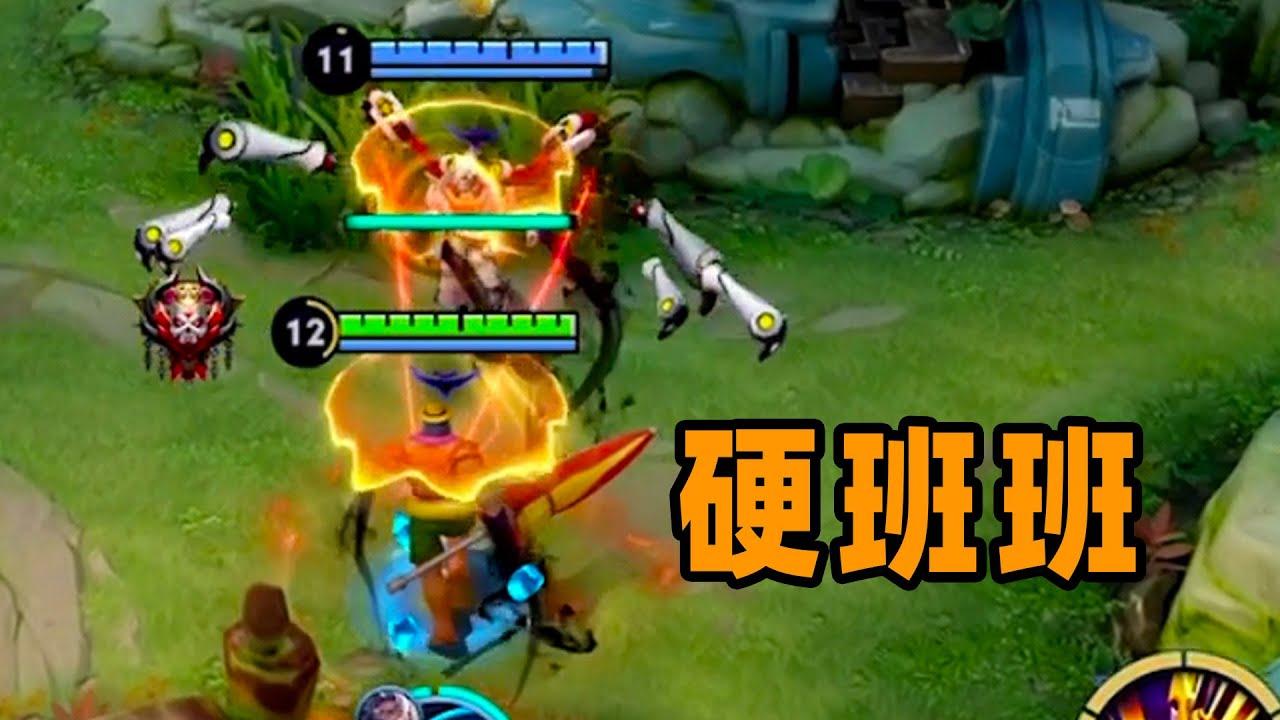 旬猫:鲁班项羽最硬组合,一套控制4秒多!