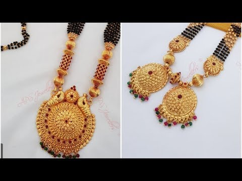 Latest gheru ganthan collection  Maharashtrian Mangalsutra designs 201#maharashtra
