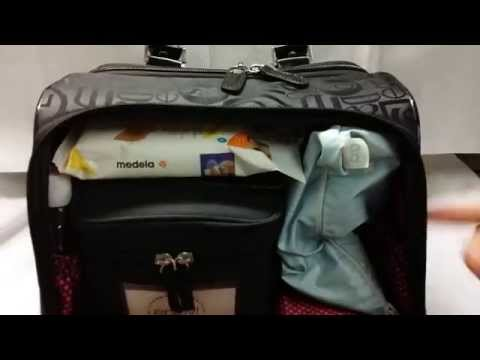 Medela Freestyle Packing Video