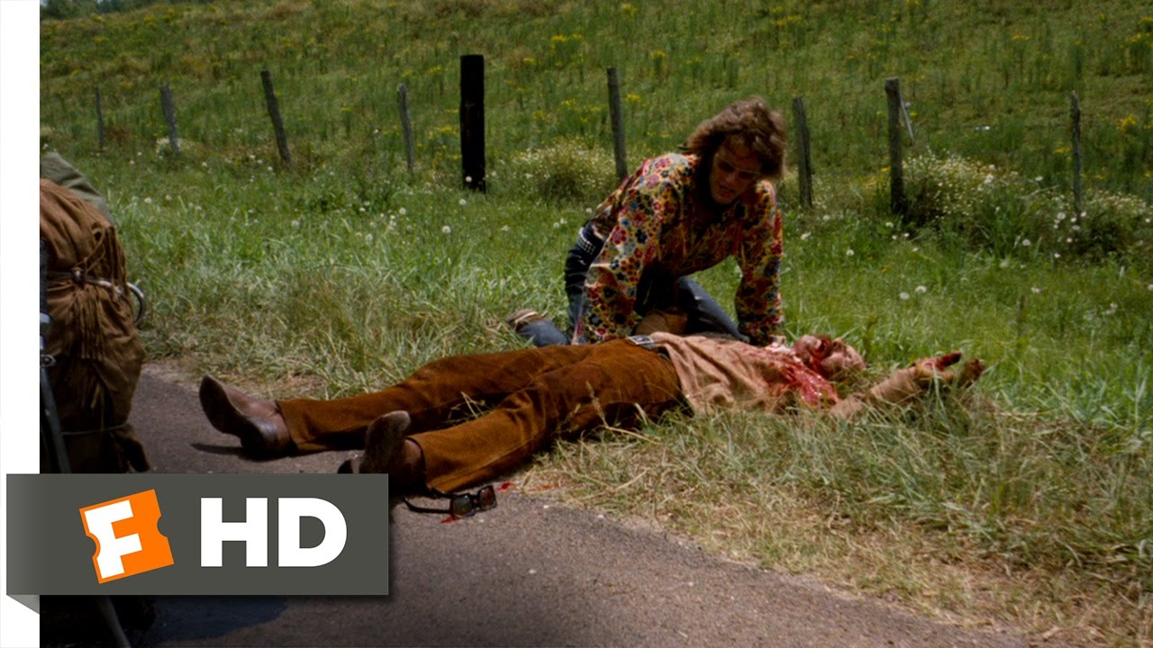 Can suggest easy rider movie