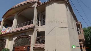 CORNER HOUSE FOR SALE IN ADAN GARDEN HARBANSPURA LAHORE thumbnail