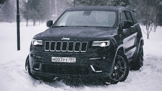 Тест-драйв. Jeep Grand Cherokee SRT 2014 (WK2) V8 6.4 470 л.с (2015).Kirill Troitsky