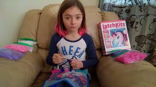 How to Latch Hook, a Tutorial for Kids