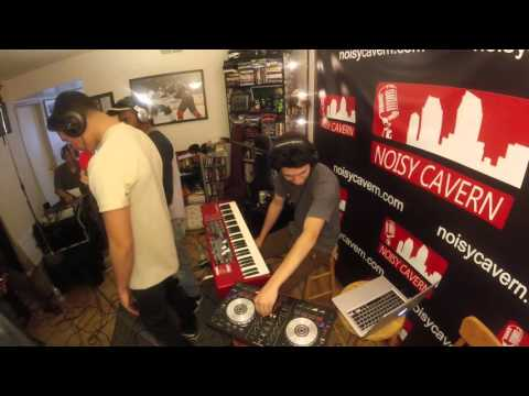 Weapons of Mass Creation / Live performance on the Noisy Cavern Music Sessions