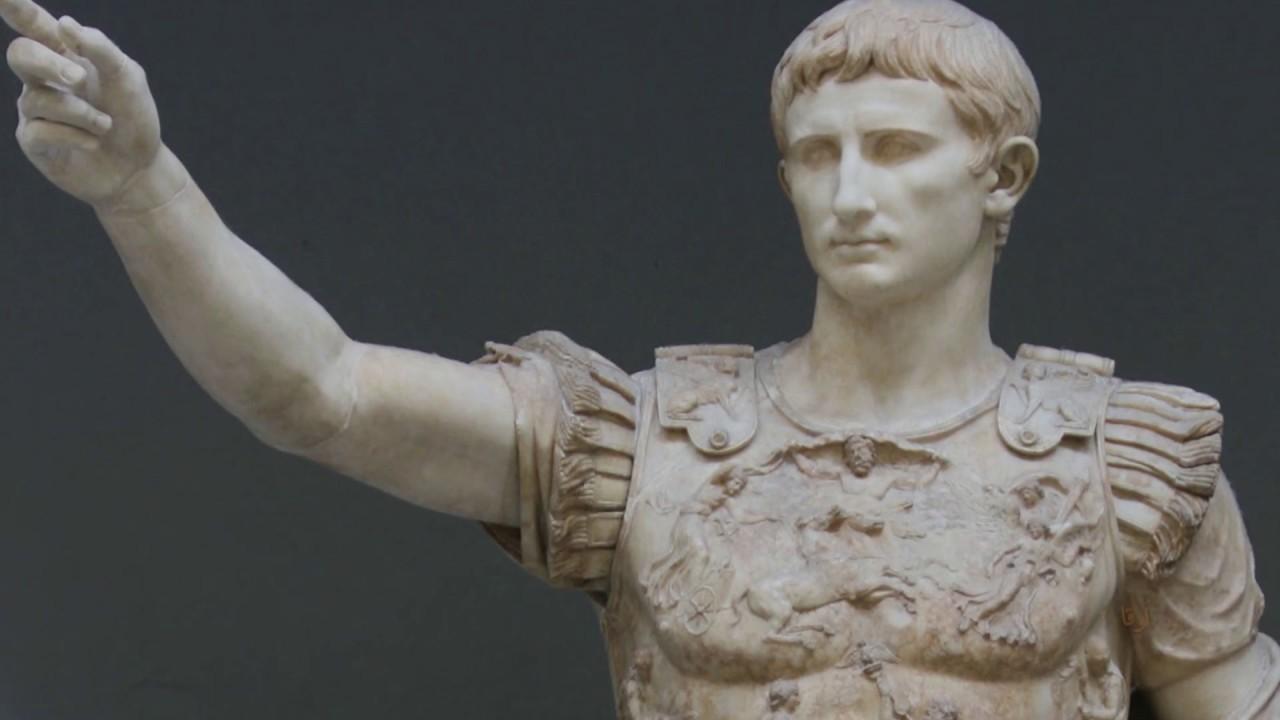 ملء الزمان - (٦) هيرودس وأغسطس قيصر