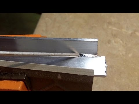 "How to ""Weld"" Aluminum for Beginners"