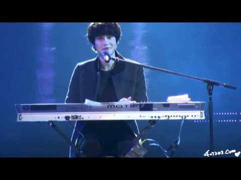 [Cherish]120414 SuperShow4 in ShangHai - isnt she lovely[Kyuhyun solo]