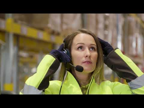 Working In A Brand New Lidl Warehouse