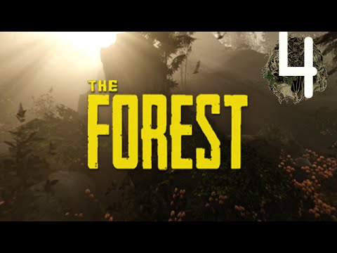 The Forest | PC gaming | Turtle Beach | Ep 4