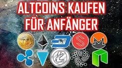 Tutorial: Altcoins kaufen auf Binance | Binance Anleitung deutsch | Altcoin Börse