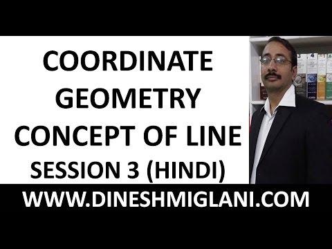 coordinate geometry in hindi pdf