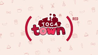 Toca Life:Town turns (RED) to fight AIDS | Gameplay Trailer | @TocaBoca YouTube Videos