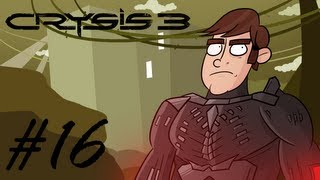 Crysis 3 Veteran Difficulty Gameplay / Walkthrough w/ SSoHPKC Part 16 - BEEP BEEP