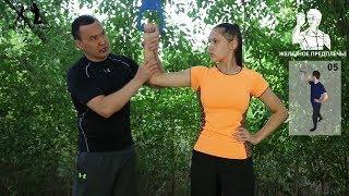 Выполнение упражнений со скоростным тренажером Evnik. Комплексы: Железное Предплечье и Сила Зевса