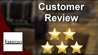 Johnston's Clothiers Wichita Superb Five Star Review by Anthony C. Thumbnail