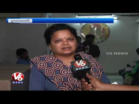 Panjagutta Shirdi Sai Trust Gives Free Treatment For Devotees | Hyderabad | V6 News