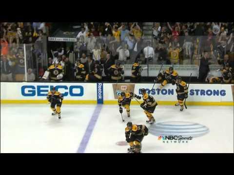 Brad Marchand OT goal 3-2 May 16 2013 NY Rangers vs Boston Bruins NHL Hockey